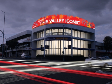 THE VALLEY ICONIC is live!